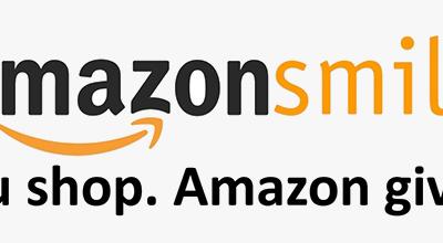 Support us via the Amazon Smile Program